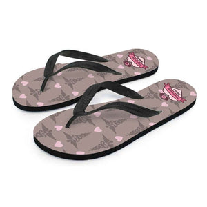 Designs by MyUtopia Shout Out:Mississippi Nurse Flip-Flops