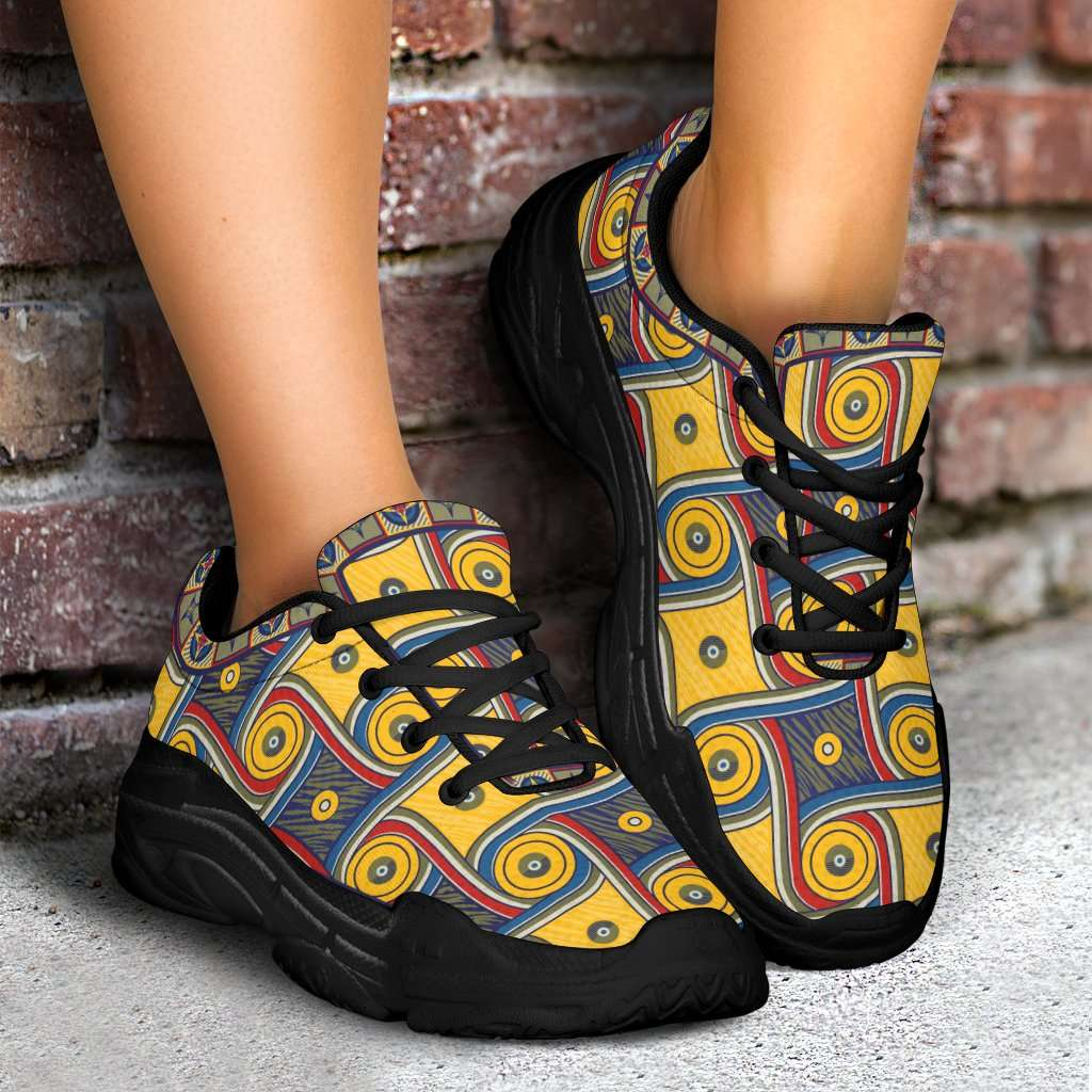 Designs by MyUtopia Shout Out:My Happy Place Galifrey One Carpet Walking Shoes