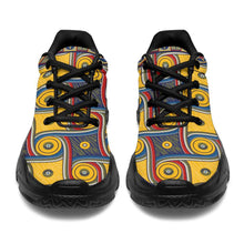 Load image into Gallery viewer, Designs by MyUtopia Shout Out:My Happy Place Galifrey One Carpet Walking Shoes