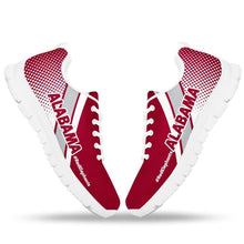 Load image into Gallery viewer, Designs by MyUtopia Shout Out:#RedElephants Alabama Fan Running Shoes