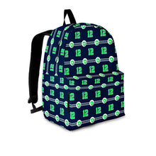 Load image into Gallery viewer, Designs by MyUtopia Shout Out:Seattle Nurse Backpack