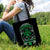 Designs by MyUtopia Shout Out:Shamrocks And Shenanigans Fabric Totebag Reusable Shopping Tote
