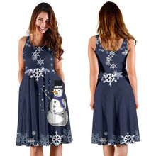 Load image into Gallery viewer, Designs by MyUtopia Shout Out:Snowdress