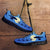 Designs by MyUtopia Shout Out:Star Trek Christmas Running Shoes,Kid's / 11 CHILD (EU28) / Blue/Black,Running Shoes