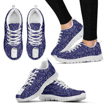 Load image into Gallery viewer, Designs by MyUtopia Shout Out:TARDIS - Women's Running Shoes