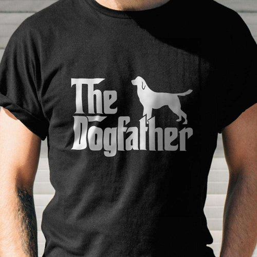 Designs by MyUtopia Shout Out:The Dog Father Ultra Cotton Unisex T-Shirt