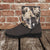 Designs by MyUtopia Shout Out:Vegan Suede / Fur Boots French Bulldog,Ladies US5.5 (EU36) / Grey/Black,Fur Boots