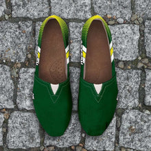 Load image into Gallery viewer, Designs by MyUtopia Shout Out:#WinTheDay Oregon Casual Canvas Slip on Shoes Women's Flats