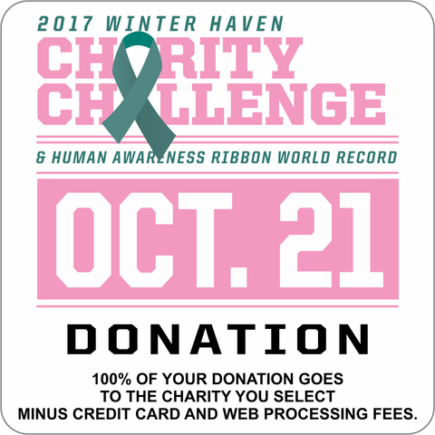 Winter Haven Charity Challenge - DONATION