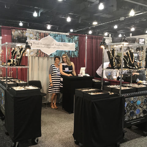 Bead & Button Show... Come see us at Booth 832