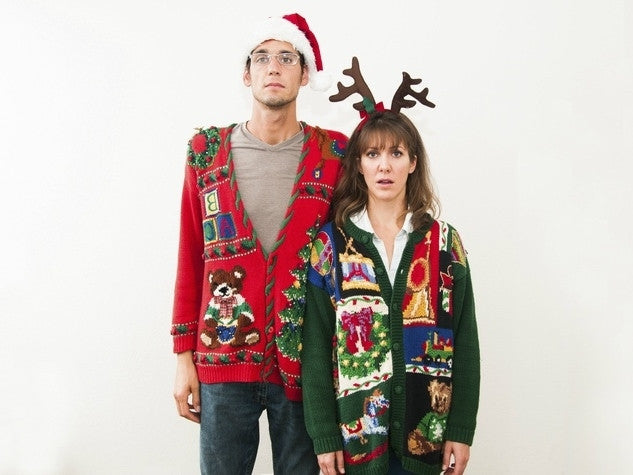 Dec 16th - UGLY Sweater Day