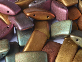 GLASS Carrier Beads 9 x 17 mm