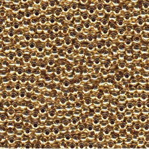 Seed Beads - Heavy Metal