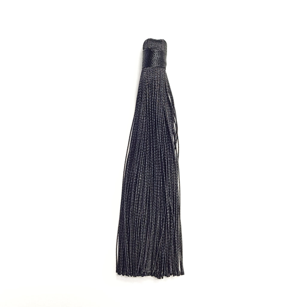 Tassel 120 mm Black