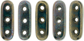 3 Hole Beam Oxidized Bronze 3/10mm