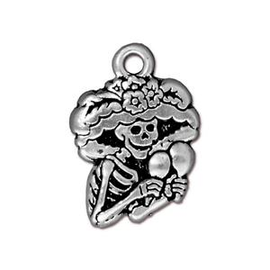 Catrina Charm Assorted Finishes
