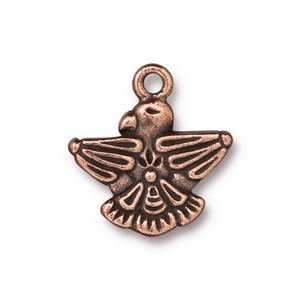 Thunderbird Charm Assorted Finishes