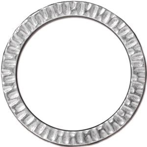 "1 1/4"" Radiant Ring Link Assorted Finishes"