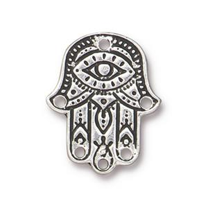 Hamsa Hand Link Assorted Finishes