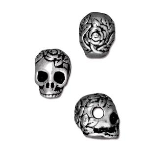 Skull Bead Assorted Finishes