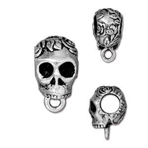 Skull Bail Assorted Finishes