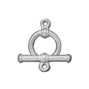 Toggle Bar & Ring Assorted Finishes