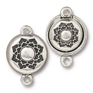 Lotus Magnetic Clasp Set Assorted Finishes