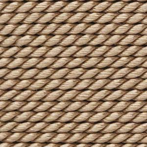 Griffin Silk Cord Beige Assorted Sizes
