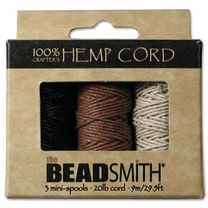 Hemp Cord Assorted