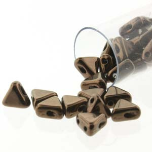 2 HOLE TRIANGLE KHEOPS DARK BRONZE