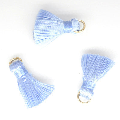 Tassel 20 mm Lt Blue