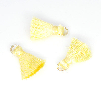 Tassel 20 mm Yellow