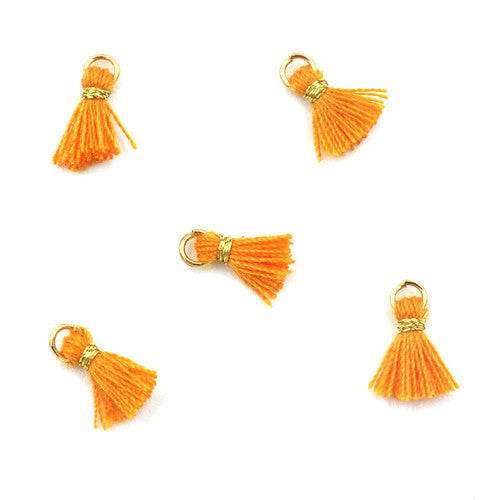 Tassel 10 mm Orange