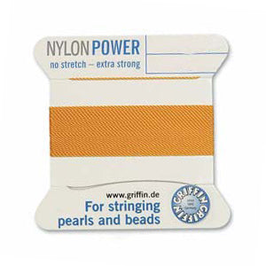 Griffin Power Cord Amber OLO Assorted Sizes
