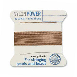 Griffin Power Cord Beige Assorted Sizes