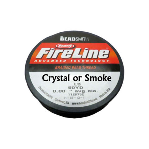 FireLine Microfused Braided Beading Thread