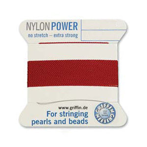 Griffin Power Cord Red Assorted Sizes