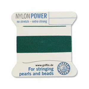 Griffin Power Cord Green Assorted Sizes