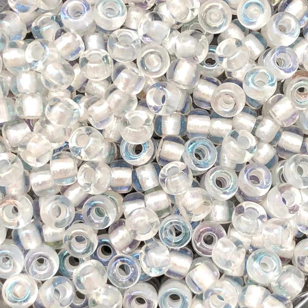 6-3637 Pearlized Crystal AB White