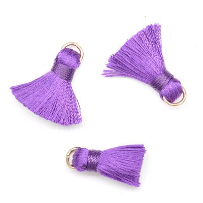 Tassel 20 mm Purple