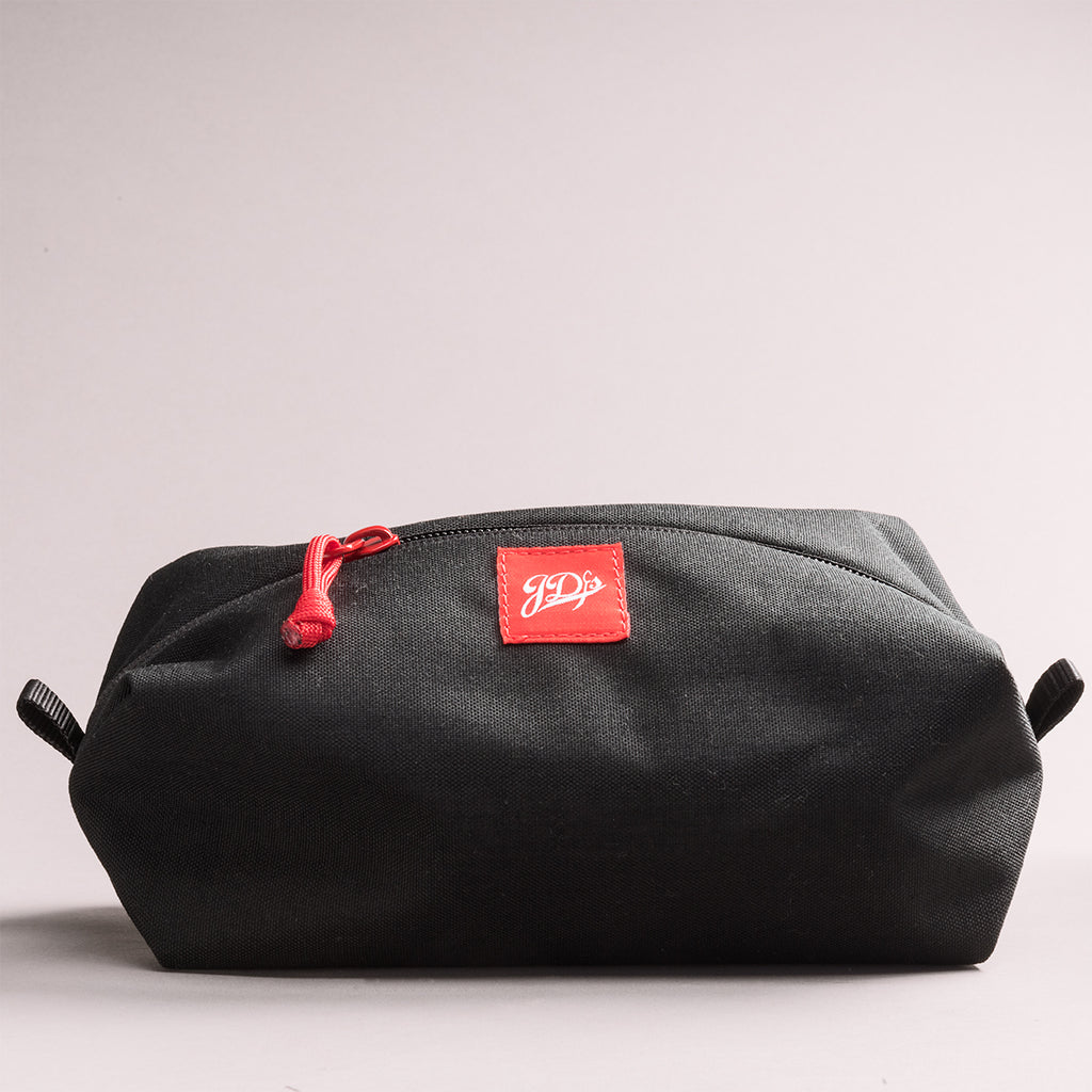 Black Dopp Bag