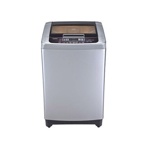 Click to open expanded view LG T7567TEELR Top-loading Fully-automatic Washing Machine (6.5 Kg, Free Silver)