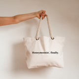 Honeymoonin' Beach Bag