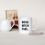 Boss Bitch Fuel Mug