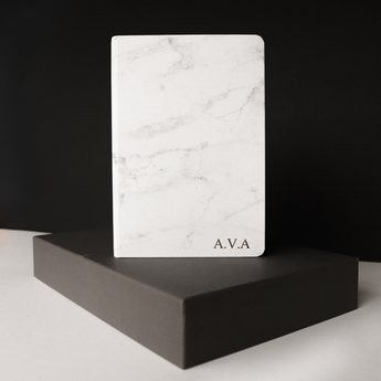 Marble Notebook A5