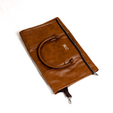 Garment Bag - Brown