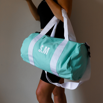 Mint Personalised Gym Bag