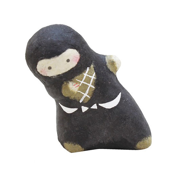 Figurine Ninja Cache Cache - Made in Japan | Moshi Moshi Paris
