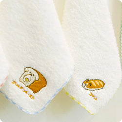 Serviette Japon Yeastern - Toast Chien | Moshi Moshi Paris