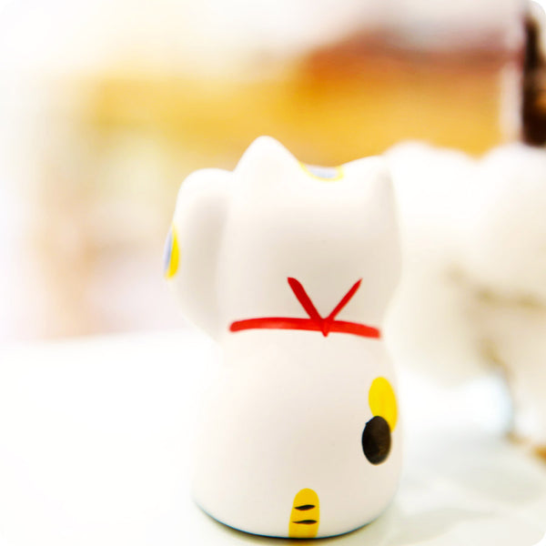 Maneki neko, Lucky Cat japonais - Design kawaii | Moshi Moshi
